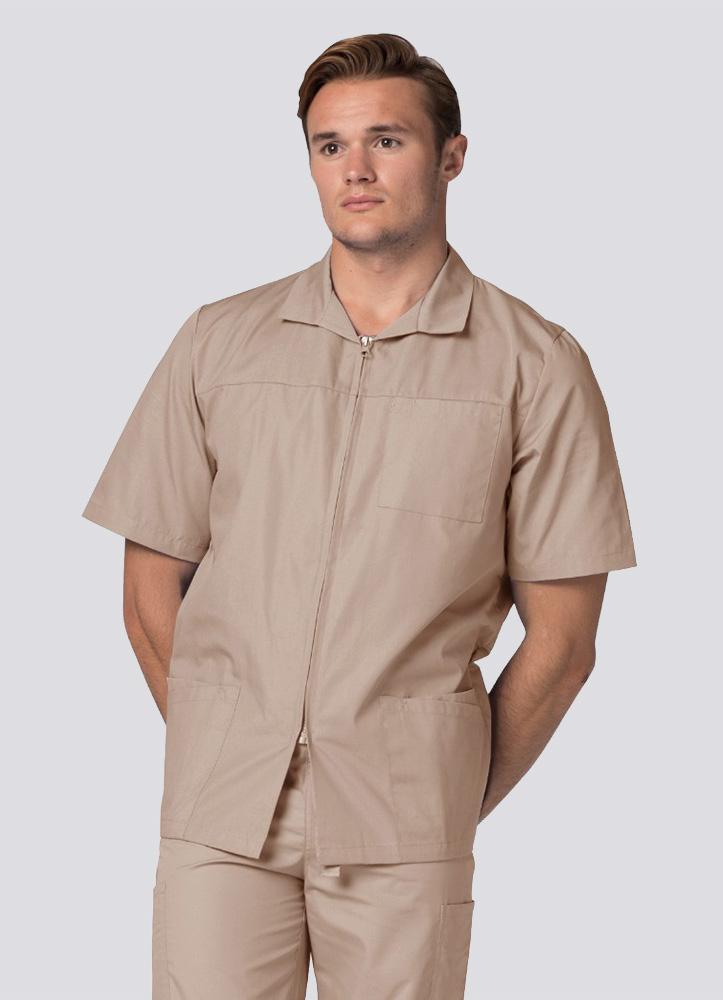 Men's Zippered Jacket