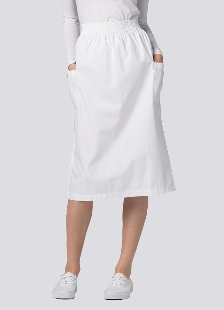 A-Line Patch Cargo Pocket Skirt