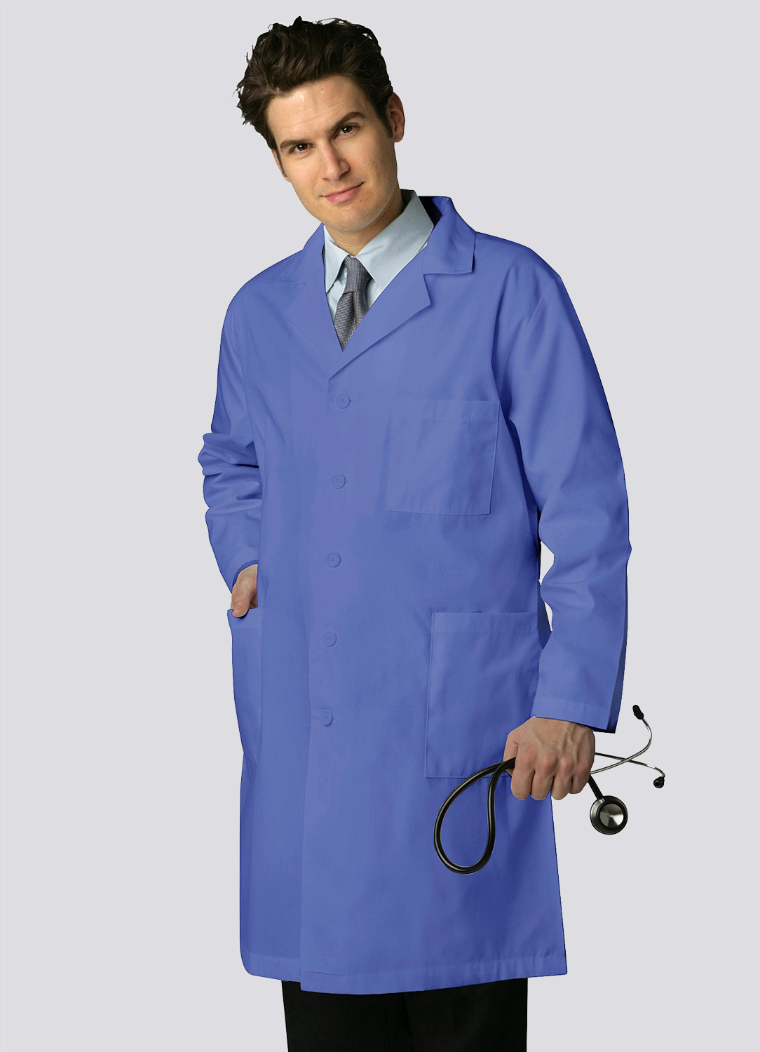 """39"""" Labcoat with Inner Pockets"""
