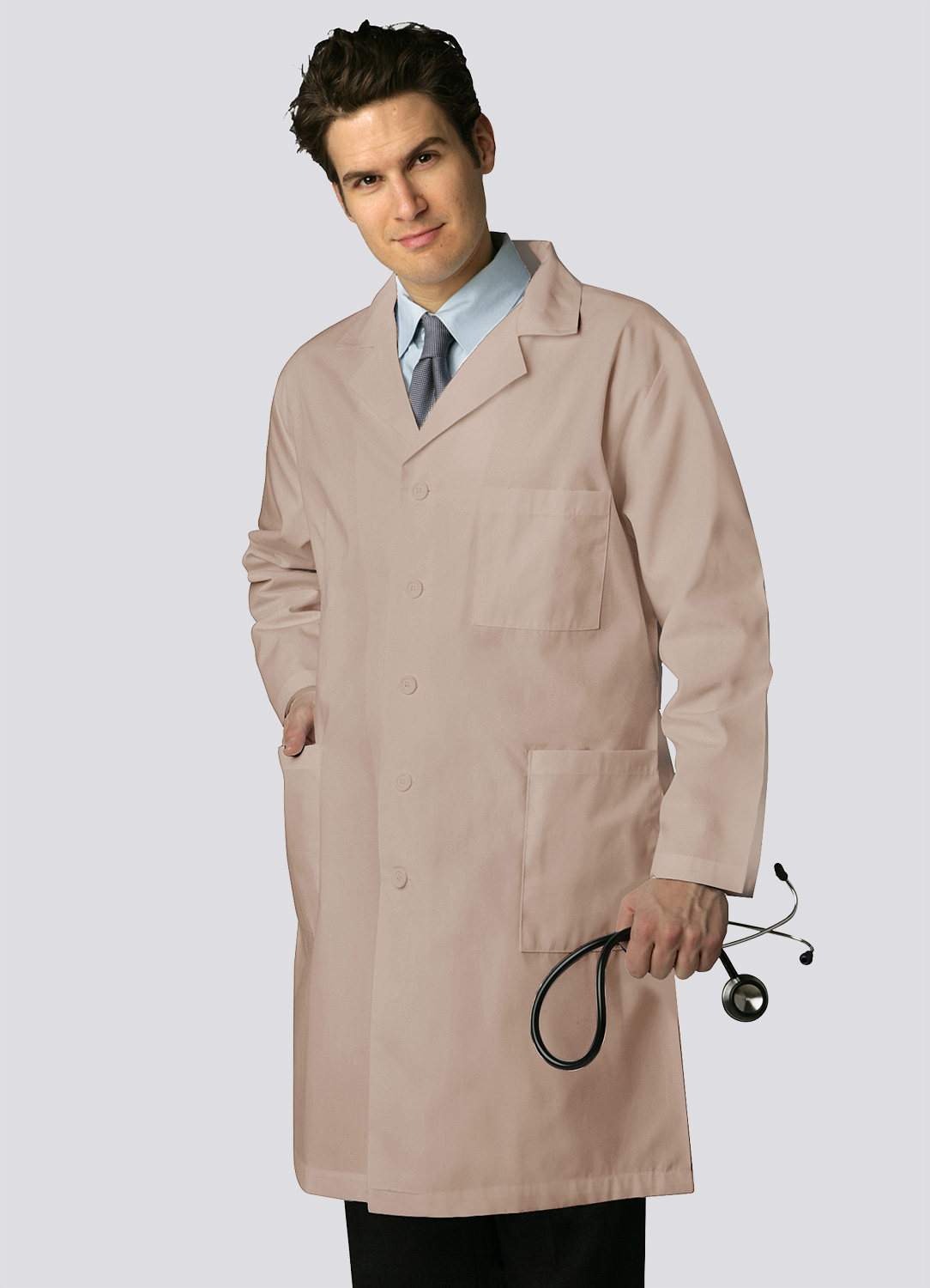 "39"" Labcoat with Inner Pockets"