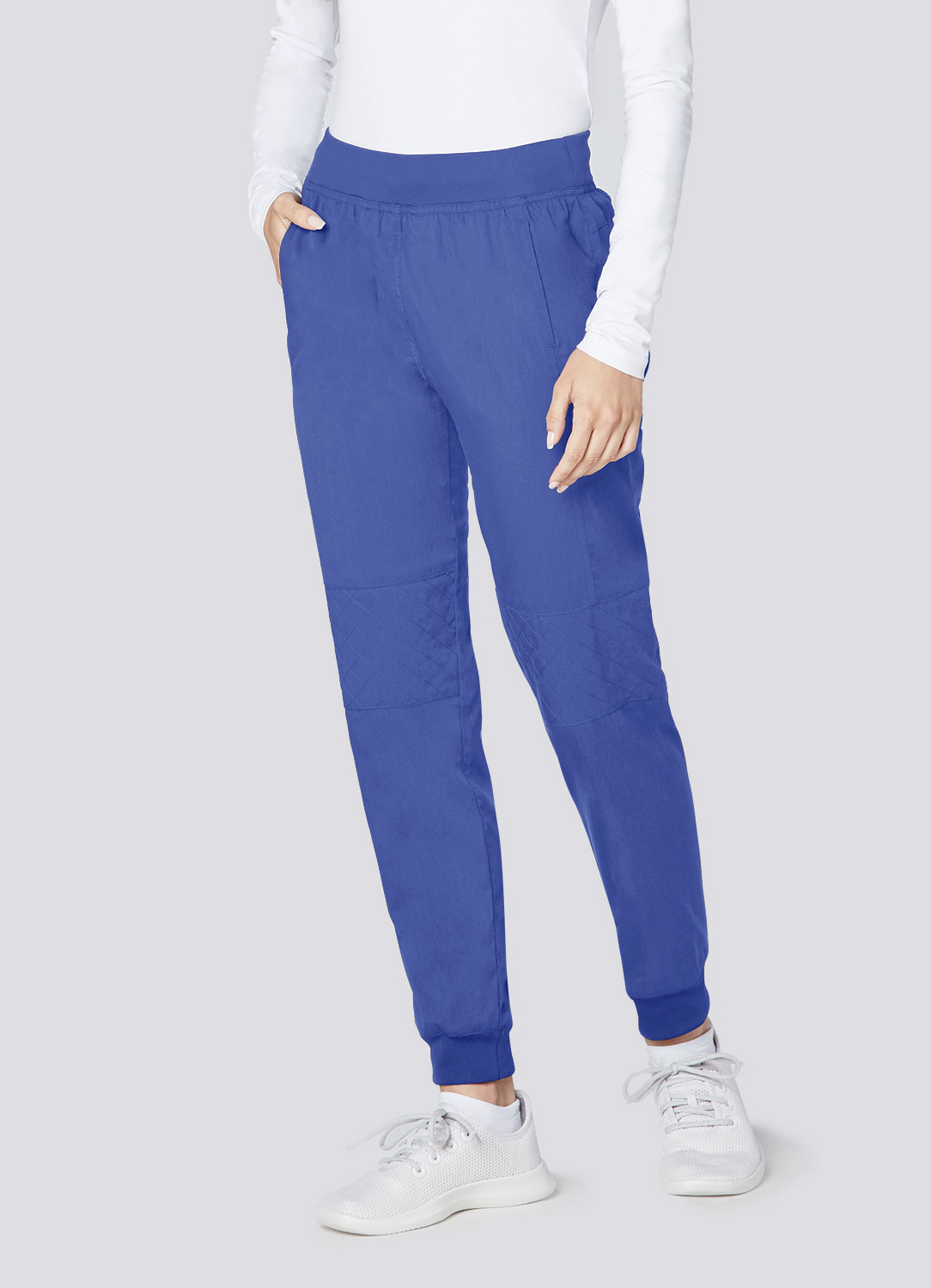 Quilted Jogger Pant